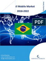 Brazil Mobile Market 2018-2022_Critical Markets
