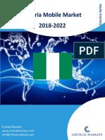 Nigeria Mobile Market 2018-2022_Critical Markets