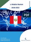 Peru Republic Mobile Market 2018-2022_Critical Markets