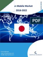 Japan Mobile Market 2018-2022_Critical Markets