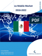 Mexico Mobile Market 2018-2022_Critical Markets