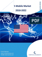 US Mobile Market 2018-2022_Critical Markets