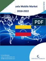 Venezuela Mobile Market 2018-2022_Critical Markets