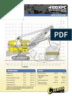 4100XPC Spec Sheet 120ton XS-4189