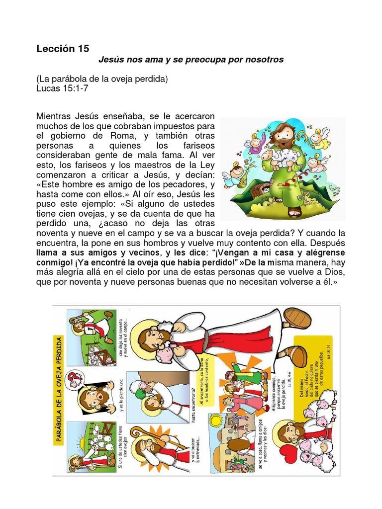 015 La Oveja Perdida