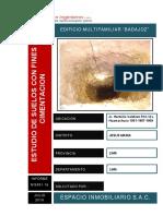 Informe Edif Multi Badajoz