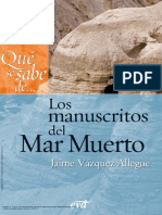 Los_manuscritos Del Mar Rojo