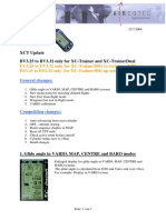 Xct Up-grade Von v325 Auf v332 Engl