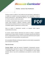 MÓDULO Nº1.CURRI509.CONCEPTO DE PLANIFICACIÓN Y CURRÍCULO, TIPOS, CARACTERISTICAS.docx