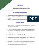 Practica 2 El Rectificador Controlado de Silicio (1)