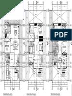 2 Arquitectura 3 Pisos Model
