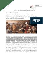 Texto 02 Concepções de Infância e Instituições de Atendimento