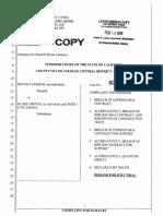 Blake Griffin lawsuit