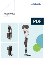 2015 Prosthetics Lower Limb Global Catalog