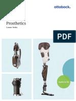 2015 Prosthetics Lower Limb Global Catalog