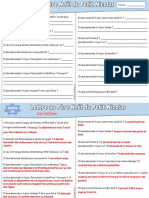 Lettre Au Pere Noel Du Petit Nicolas Questionnaire s