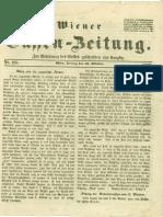 Wiener Gassenzeitung 1848-10-20
