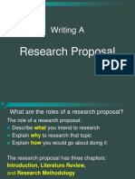 1 Writing a Research Proposal (1)