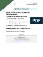 OFERTACONCERTADA 16 -17