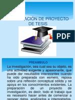 Proyecto de Tesis - Exposicion