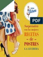 Recetas de Postres La Lechera