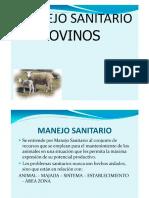 Manejo Sanitario Preventivo en Ovinos - V. Neirotti