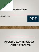 Procedimiento Administrativo y Judicial