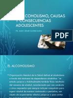 El Alcoholismo, Causas y Consecuencias Adolescentes