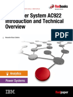 Redp5472 • IBM Power System AC922 Introduction and Technical Overview