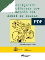Investigación de Incidentes por el Método del Árbol.pdf