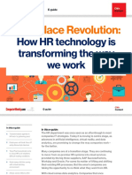 Workplace Revolution:How HR Technology is transforming the way we work