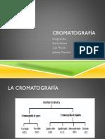 La Cromatografía Diapo