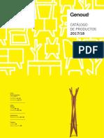 Catalogo Genoud 2017