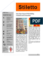 Stiletto - Spring 2014