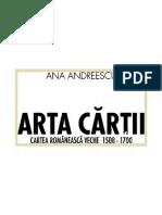 Arta Cartii (Conversie SRC)