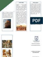 Historia de los pueblos mesoamericanos trifoliar.docx