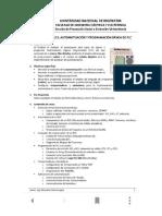 Silabo de PLC Nivel I by Proyeccion Social FIEE-UNI - Issuu