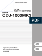 Manual de Usuario Cdj 1000mk3 Eng Spa Chi