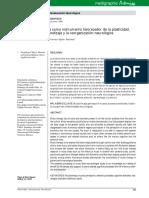 La musicoterapia como favorecedor de la plasticidad, el aprendizaje y la reorganización neurológica (Aguilar Reballedo, Francisco).pdf