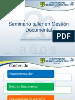Gestión Documental
