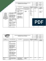 Matriz de Responsabilidades y Rendicion de Cuentas SST