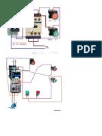 Diagramas de Contactores