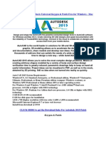 Autodesk 2015 All Products Universal Keygen