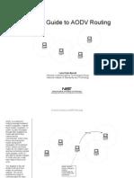 Aodv Guide