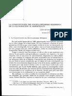 LaConstitucion Del Enciclopedismo Moderno