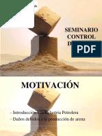 Baker - Ing José González - Tecnologia de CONTROL de ARENA