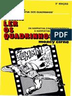MOACIR Cyrne - Para Ler Os Quadrinhos
