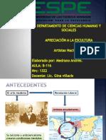 Artistas Nacionales Medrano a.