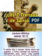 Las 7 Trenzas de Sanson
