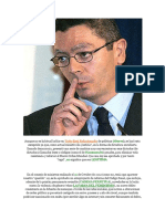 Alberto Ruiz-gallardón; Reforzando El Nuevo Orden Mundial